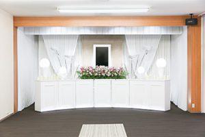 家族葬Family30祭壇