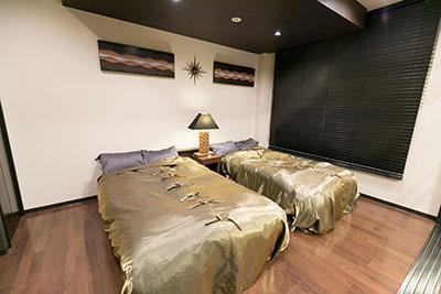 さくらほーるこもり寝室